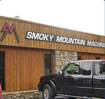 Smoky Mountain Machining Building